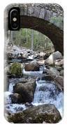 Acadia National Park Bridge IPhone Case