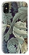 Acanthus Leaf Design IPhone Case