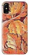 Acanthus Vine Design IPhone Case
