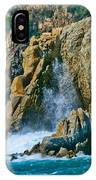 Acapulco Cliffs IPhone Case