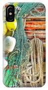 Accessories To Shrimp Catching IPhone Case