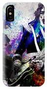 Ace Frehley - Kiss Original Painting Print IPhone Case