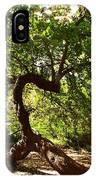 Acrobatic Tree IPhone Case