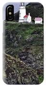 Across The Ocean Blue IPhone Case
