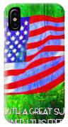 Acts 22 28 IPhone Case