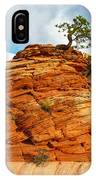 Adaptable Pinyon Pine IPhone Case