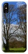 Adare Manor Grounds IPhone Case