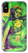 Adele Mara - 1940s Pin Up IPhone Case