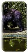 Adhd Bear IPhone Case