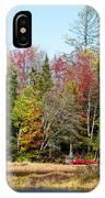 Adirondack Color II IPhone Case