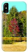 Adirondack Color Iv IPhone Case