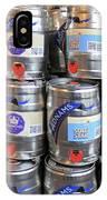Adnams Jubilee Beer Keg IPhone Case