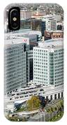 Adobe Systems Building San Jose California IPhone Case