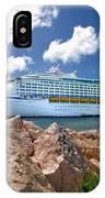 Adventure Of The Seas IPhone Case