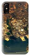 Aerial Photography - Coast IPhone Case
