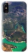 Aerial View Of Andalusia. Spain IPhone Case