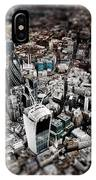 Aerial View Of London 3 IPhone Case