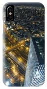 Aerial View Of Tel Aviv IPhone Case