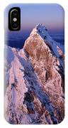 Aerial View Of The Grand Teton IPhone Case