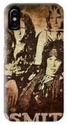 Aerosmith - Back In The Saddle IPhone Case