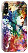 Aerosmith Original Painting IPhone Case