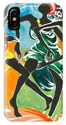 African Dancers No. 3 IPhone Case