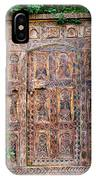 African Door Parker Palm Springs IPhone Case
