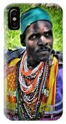 African Look IPhone Case