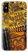 African Prints IPhone Case