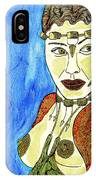 African Tribe IPhone Case
