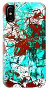 After Pollock IPhone Case