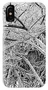 After The Ice Storm IPhone Case