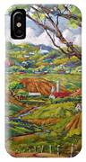 After The Rain By Prankearts IPhone Case