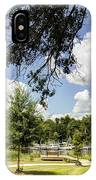 Afternoon At The Park IPhone Case