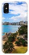 Afternoon On Waikiki IPhone Case