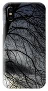 Against A Winter Sky IPhone X Case