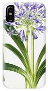 Agapanthus IPhone X Case