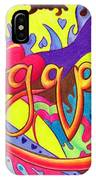 Agape IPhone Case