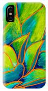 Agave Glow IPhone Case