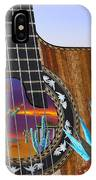 Agave Guitar IPhone Case