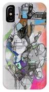 Self-renewal 10d IPhone Case