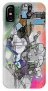 Self-renewal 10e IPhone Case