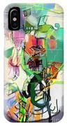 Self-renewal 14m IPhone Case