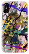 Self-renewal 16j IPhone Case
