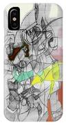 Self-renewal 9b IPhone Case