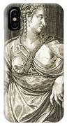 Agrippina Wife Of Tiberius IPhone Case