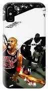 Air Jordan Rises IPhone Case