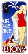 Air Like Wine IPhone Case