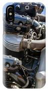 Aircraft Engine 3 IPhone Case