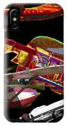 Airplanes Collage  IPhone Case
